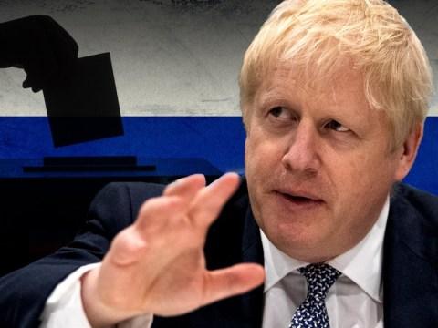 Boris Johnson facing calls to release 'secret Russian interference' report
