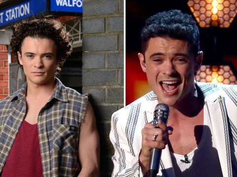 X Factor: Celebrity's Jonny Labey admits his sexuality is always questioned having played gay characters