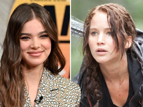 Hailee Steinfeld addresses losing role of Hunger Games' Katniss Everdeen to Jennifer Lawrence