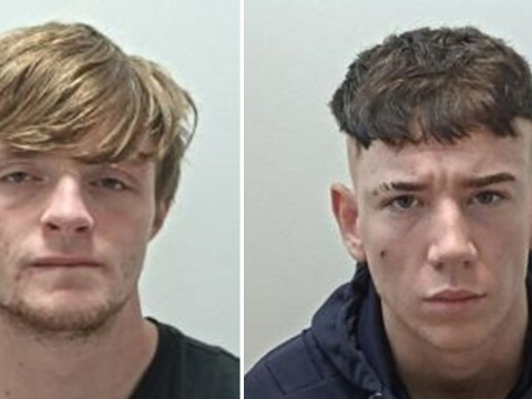 Pair who filmed 'brutal and unprovoked' attack on homeless man jailed