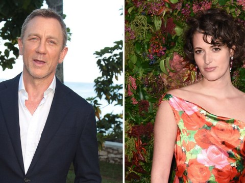 Daniel Craig reveals it was his idea to get Phoebe Waller-Bridge on board for James Bond