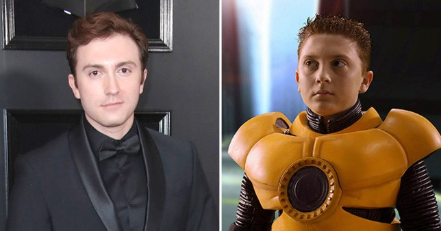 Spy Kids star Daryl Sabara 'charged with two misdemeanours' after vandalising a parked car