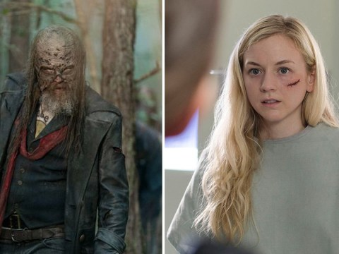 The Walking Dead's Emily Kinney explains how unlikely Beth and Beta Easter egg happened in season 10