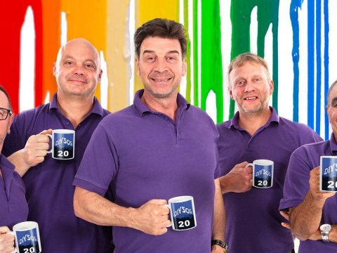 Nick Knowles claims DIY SOS almost never aired as series scoops Bafta TV Special Award