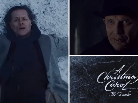 A Christmas Carol gets terrifying first trailer as Peaky Blinders creator takes over