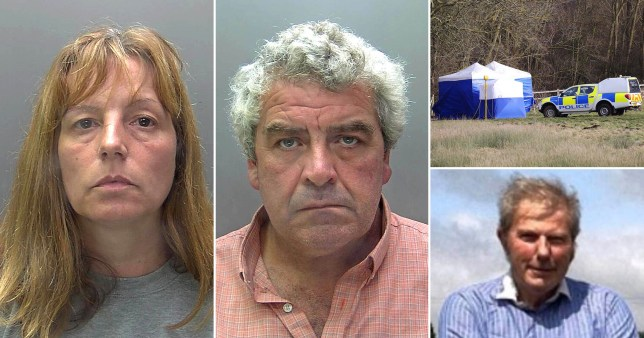 The jury of eight women and four men convicted Taylor and digger driver Cannon on Monday (Picture: PA/South Beds News Agency)