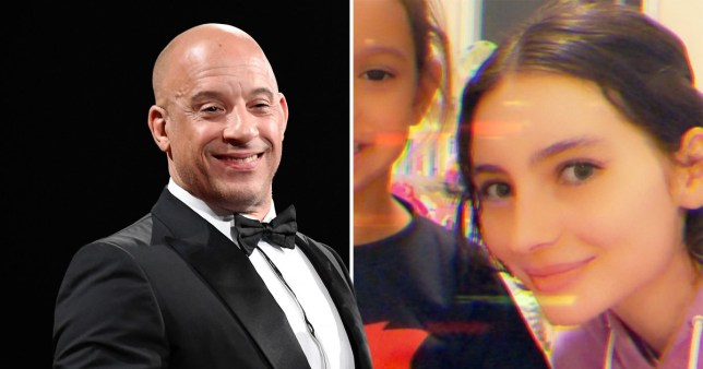 Vin Diesel shared a sweet message for Paul Walker's daughter Meadow