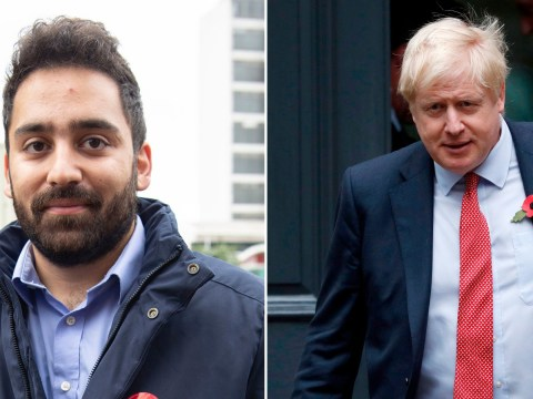 Labour candidate who wants Boris Johnson's seat says sorry for anti-Semitic tweet