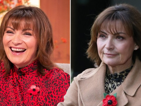 The real Lorraine Kelly opens up about her onscreen 'persona' pretending to be 'Lorraine Kelly'