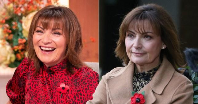Lorraine Kelly on pretending to be 'Lorraine Kelly'