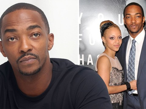 Anthony Mackie 'split amicably from his wife' back in 2017 and no one knew anything about it
