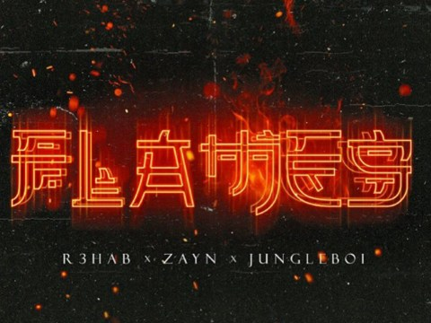 Zayn Malik completes One Direction set as he announces new single Flames