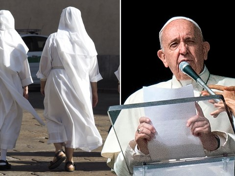 Catholic church investigating after two nuns became pregnant while working in Africa