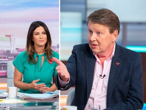 Susanna Reid invites Bill Turnbull to replace Piers Morgan on GMB 4 years after quitting BBC Breakfast