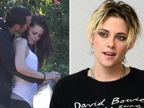 Kristen Stewart addresses that Rupert Sanders affair when dating Robert Pattinson: 'I did not f*** him'
