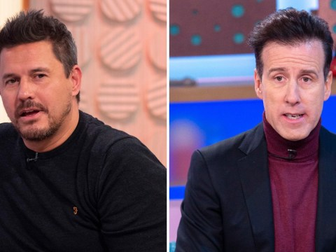 Jeremy Edwards slams Strictly Come Dancing pro Anton Du Beke over X Factor: Celebrity attack: 'You're not the gentleman I thought you were'