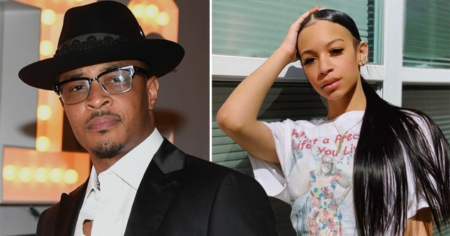 T.I.'s daughter Deyjah Harris unfollows him on social media after shocking hymen comments