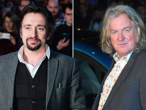 The Grand Tour's James May is being unnervingly kind to Richard Hammond but there's an ulterior motive