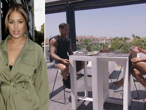 Malin Andersson claims Love Island row with Terry Walsh was 'fake' and a 'set-up'