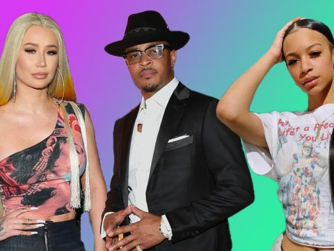 Iggy Azalea claims T.I. 'needs therapy' as he's slammed for keeping check on daughter's virginity