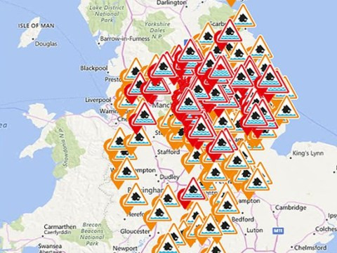 Environment Agency flood warnings as Met Office forecasts more rain