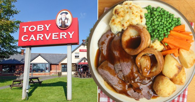 Toby Carvery Launches Home Delivery Service On Just Eat