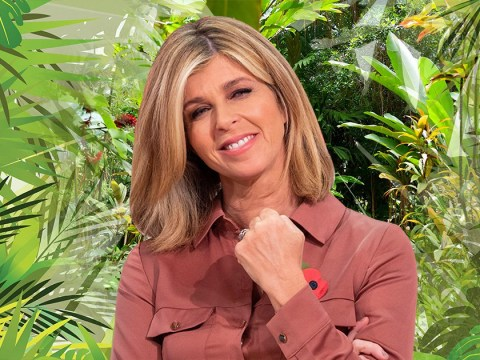 Kate Garraway continues to fuel I'm A Celebrity rumours days before line-up heads to jungle