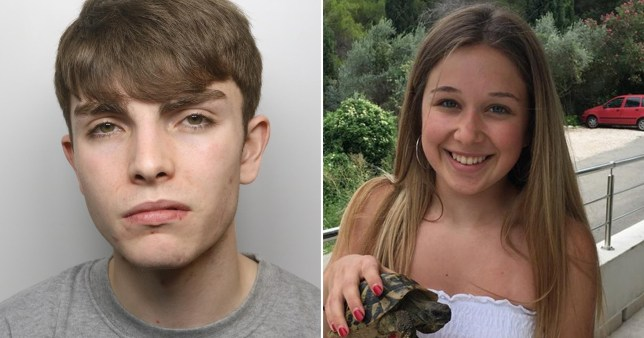 Teenager, 18, who stabbed girlfriend to death when she dumped him jailed for life