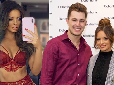 Love Island's Maura Higgins still has f***y flutters for Curtis Pritchard