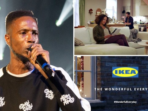 D Double E voicing Ikea's Christmas advert confirms grime is here to stay