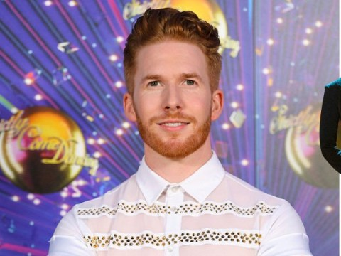 Strictly Come Dancing's Neil Jones confirms he will be returning to dance with Alex Scott this weekend after injury