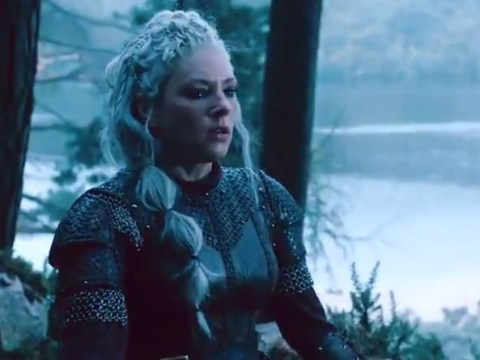 Vikings fans convinced Lagertha dies as she swears to 'fight no more' in season 6 teaser