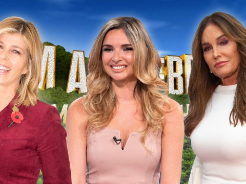 Who is in the I'm A Celebrity 2019 line-up and when does it start?