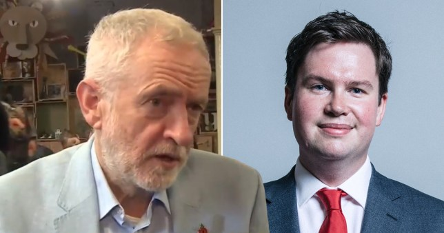 Corbyn to investigate claims shadow minister sang 'Hey Jews' over 'Hey Jude'