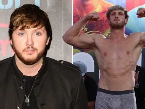 James Arthur says Logan Paul was 'robbed of a fair fight' after KSI triumphs in boxing rematch