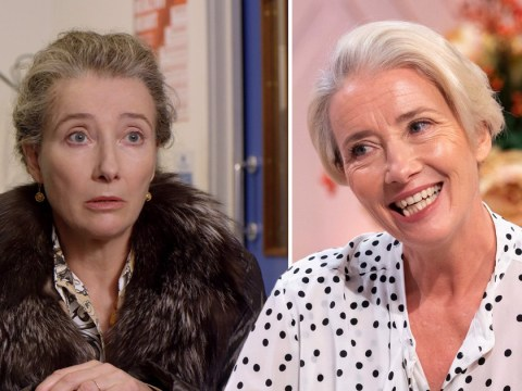 Last Christmas star Emma Thompson says she's doing 'no gifts' this year for a sustainable Christmas
