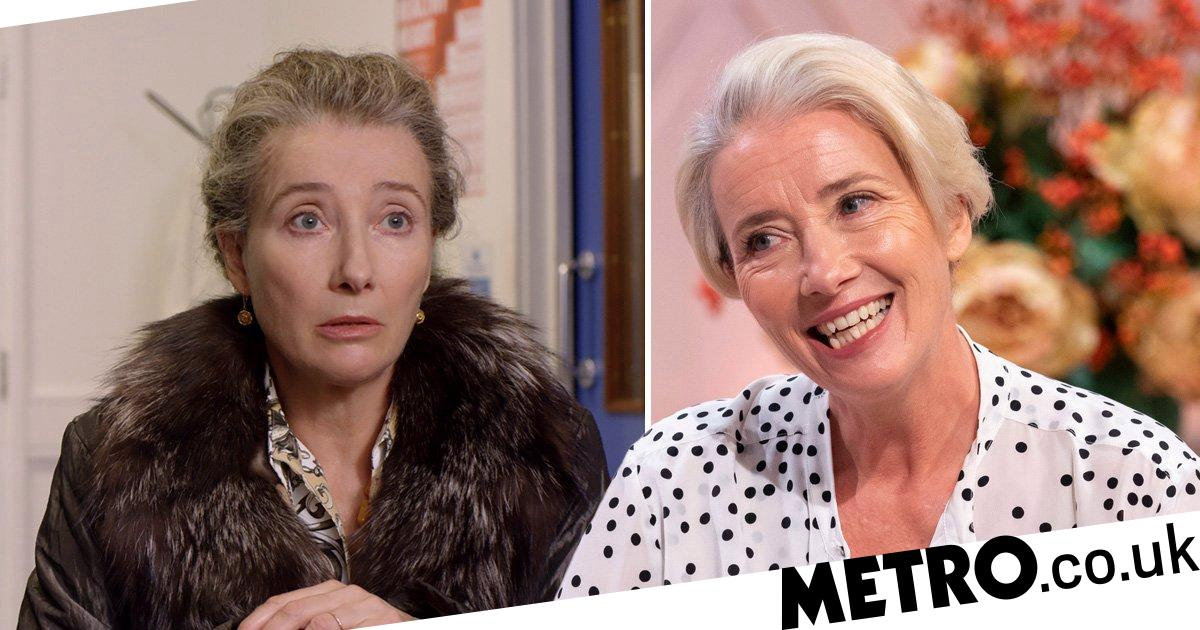 Last Christmas star Emma Thompson is doing 'no gifts' this year - Metro.co.uk