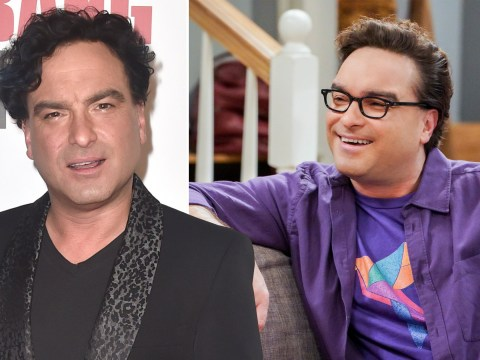 Johnny Galecki admits he was tired of being offered parts like 'the gay assistant' before The Big Bang Theory