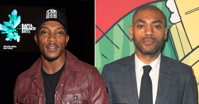 Ashley Walters and Kano