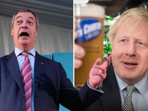 Nigel Farage offered peerage 48 hours before election U-turn