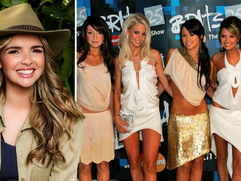 What happened between I'm a Celebrity's Nadine Coyle, Cheryl and the rest of Girls Aloud?