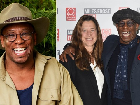 Ian Wright admits he will miss football more than his wife Nancy in I'm A Celebrity jungle