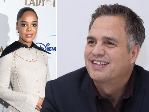 Mark Ruffalo backing Tessa Thompson to play She-Hulk ahead of Marvel character's Disney+ debut