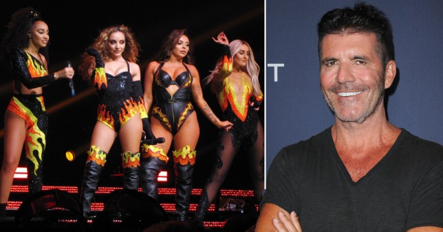 X Factor The Band start date revealed as show will be over in a week