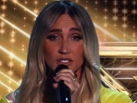 Kaiser Chiefs' Ricky Wilson has huge bet on Megan McKenna winning Celebrity X Factor: 'It's in the tens'