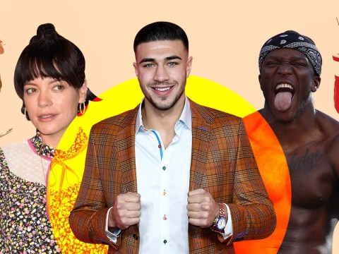 Tommy Fury hits back at 'chicken-gate' amid Lily Allen shade and admits he's keen to fight KSI following Logan Paul clash