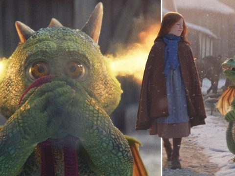 John Lewis Christmas advert 2019: Fall in love with Excitable Edgar the baby fire-breathing dragon