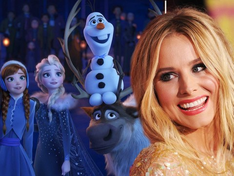 Kristen Bell 'breached Disney contract' by telling kids Frozen 2 spoilers
