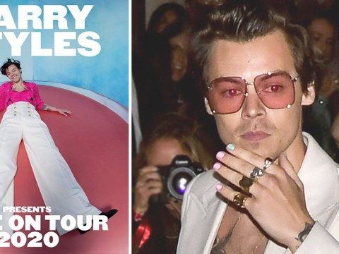 Harry Styles is taking Love On Tour as he confirms UK and Europe tour dates for 2020