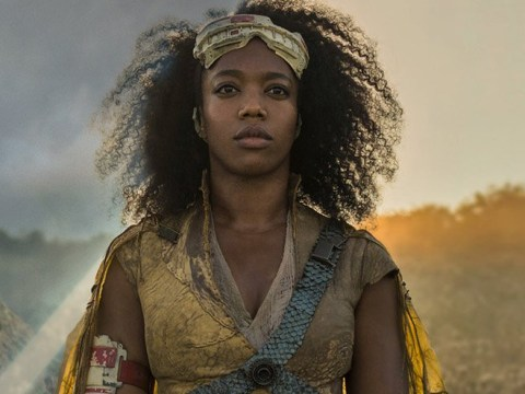 Star Wars' Naomi Ackie warns The Rise Of Skywalker ending will leave fans with questions